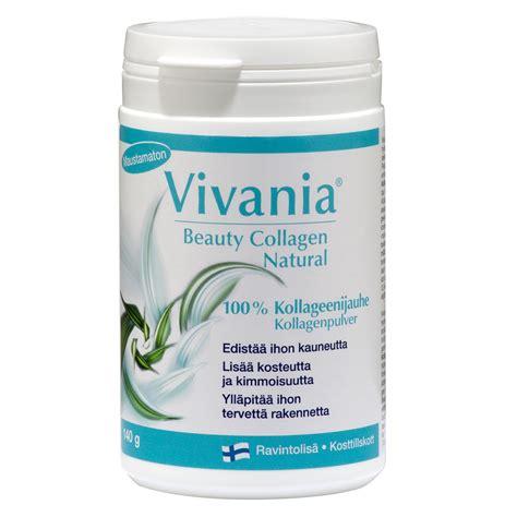Collagen Skin Natures Health vivania 174 collagen hankintatukku