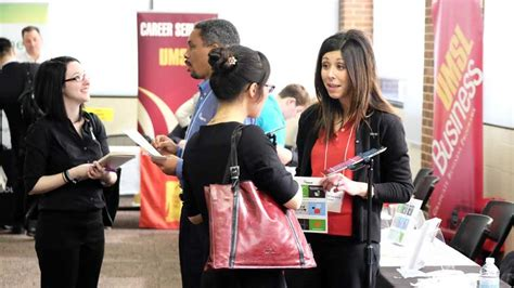 Umsl Mba Program Ranking by Networking Umsl Daily