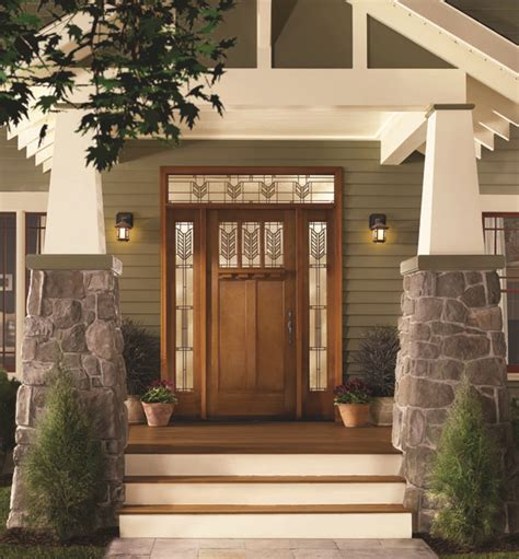 Exterior Porch Doors Modern Front Doors Or Entrance Designs Outdoortheme