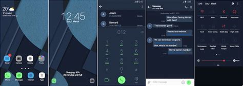free themes to samsung themes thursday four themes you should not miss checking