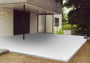 Terrasse Versiegeln by Betonsanierung Betonabdichtung Betonbeschichtung Beton