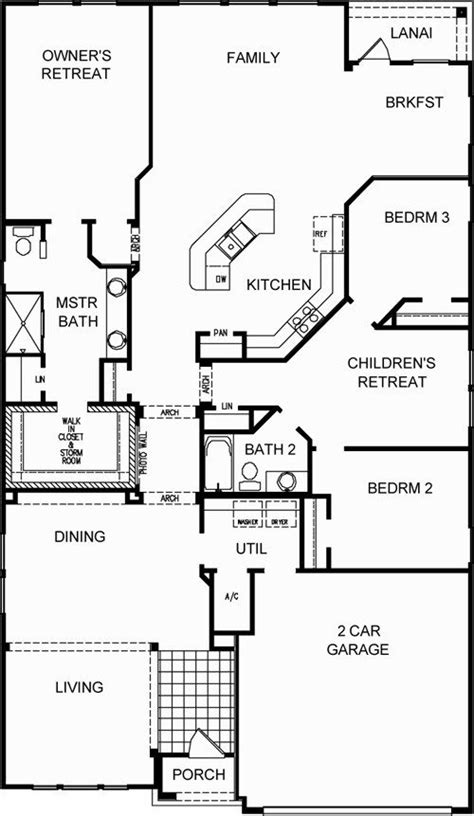 pointe homes floor plans beautiful david weekley homes floor plans new home plans