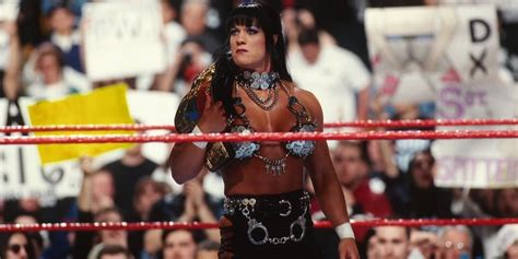 wwe  deluxe edition  feature chyna  legends