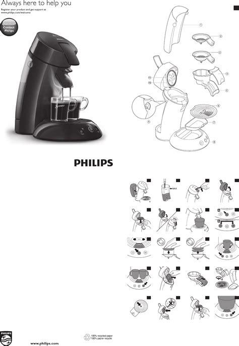 Philips Senseo Entkalken Le Geht Nicht Aus