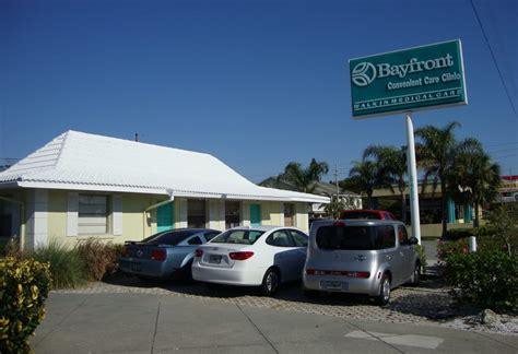 bayfront convenient care clinics urgent care 6455 gulf