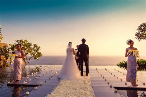 Wedding In Bali by 13 Of The Coolest Wedding Places In Bali Where You Can