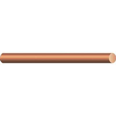Copper Wire Home Depot by Bare Copper Wire Electrical The Home Depot