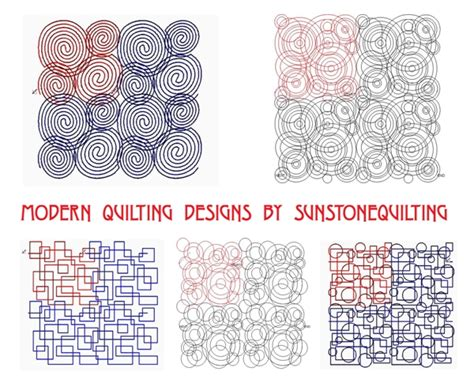 Digital Quilting Patterns by New Digital Designs For Longarm Quilters Sunstone Quilting