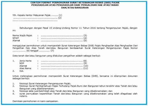 Contoh Surat Kuasa Pengurusan Tax Amnesty by Cara Memperoleh Surat Keterangan Bebas Skb Sehubungan
