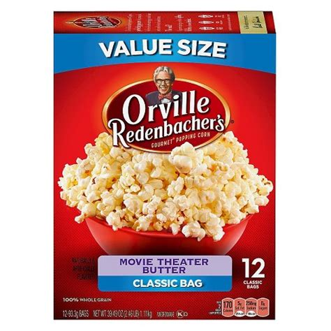 orville redenbachers  theater butter microwave