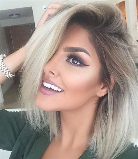 age for icy blonde hair 17 best ideas about short gray hair on pinterest short
