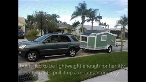 Trailer House Floor Plans by Tiny House Cargo Trailer Initial Build Pre Camper