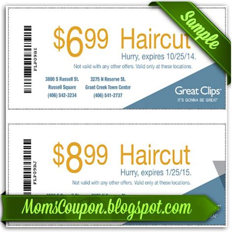 printable pers coupons october 2015 great clips 10 printable coupon code february 2015 local