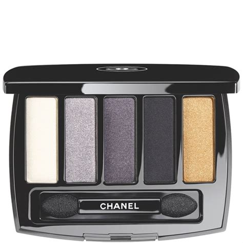 Eyeshadow Chanel les 5 ombres de chanel eyeshadow palette chanel