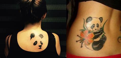 tattoo urso panda significado tatuagens de urso panda