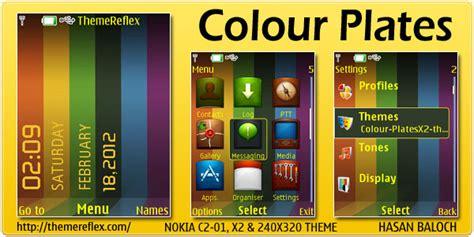 themes for nokia c2 01 with media player skin tema nokia c2 01 x2 00 240x320 dengan media player