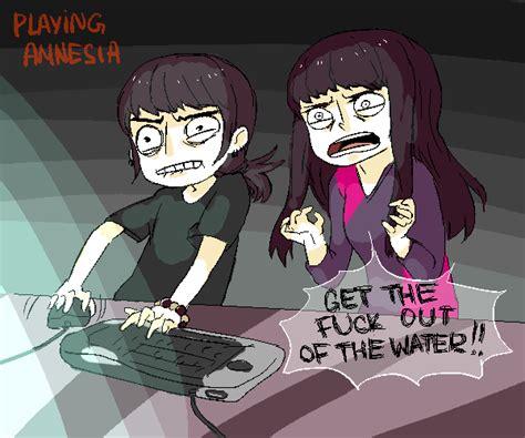 amnesia anime rule 34 amnesia descent memes