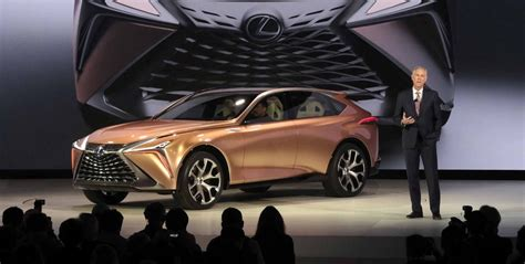 Lexus Electric Car 2020 by Lexus Unveils New Crossover Concept Supporting All