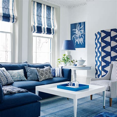 blue velvet living room set