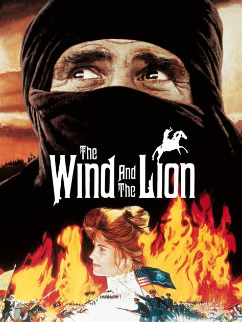 japanese film lion in the wind the wind and the lion 1975 rotten tomatoes