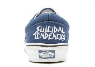 Vans Suicidal Tendencies Navy 3 it s a thang vans x suicidal tendencies