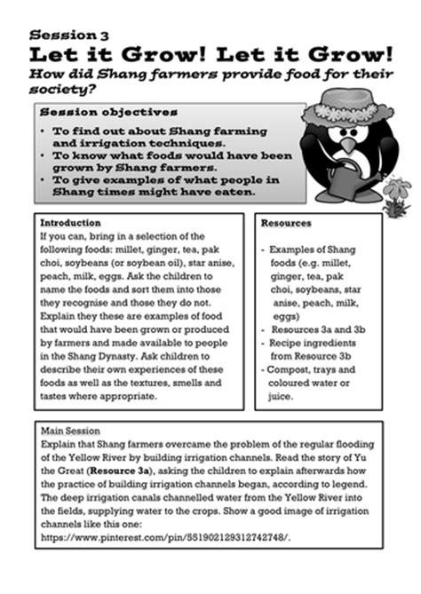 new year history pdf shang lesson 3 growing food pdf