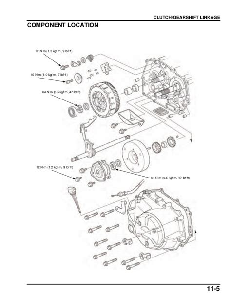 honda msx 125 usa wiring diagrams repair wiring scheme