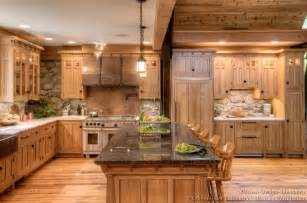 mission style kitchen island mission style kitchens designs and photos