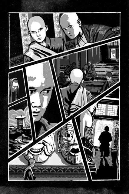 Graphic Novel Page Layout | Current project Stuff in 2019