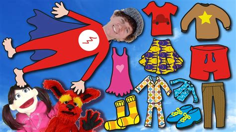 clothes clothes clothes music 0571328288 clothing song for kids learn 15 words learn english kids youtube