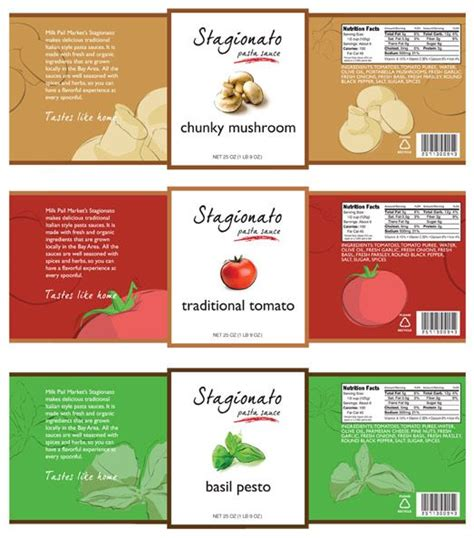 17 Best Images About Tomato Sauce Label Inspiration On Pinterest Sauces Label Company And Sauce Bottle Label Template