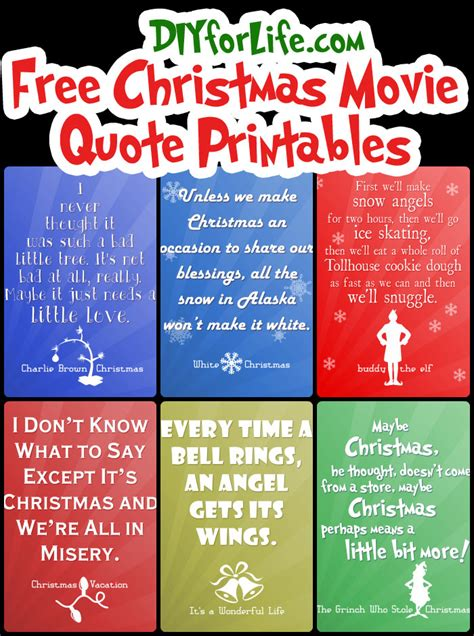 Xmas Film Quotes | christmas movie quotes quotesgram