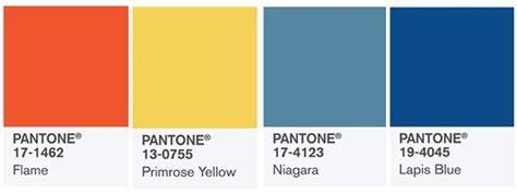summer spring 2017 color palette pantone spring summer 2017 color report the hottest hues