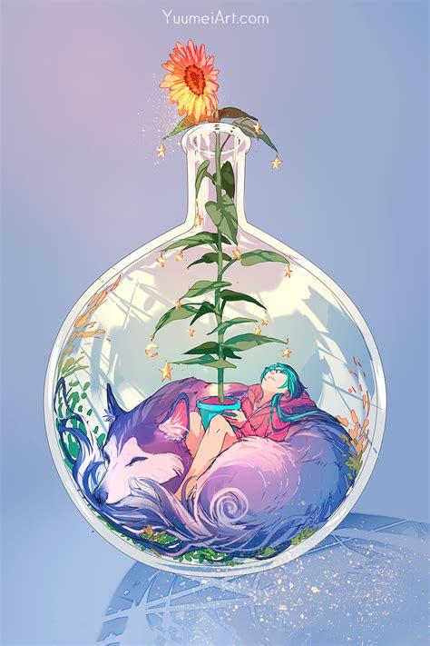 avant kitsch petals fall   motion