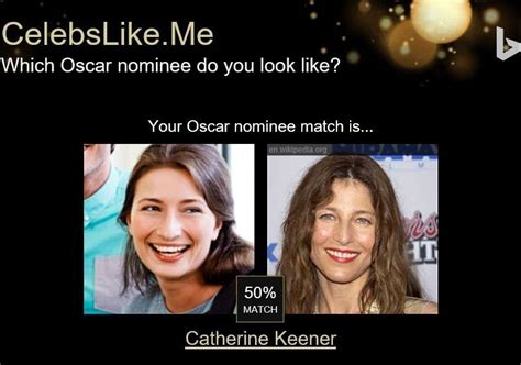 Find That Look Like Me Microsoft Gives You A Way To Find Which Oscar Nominee You Look Like Windows Central