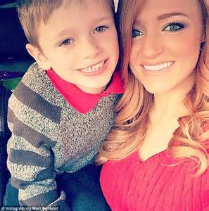Maci Bookout And Bentley S Maci Bookout And Bentley Unharmed After