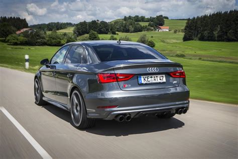 2015 audi a3 s3 sedan debuts a3 hatch phev confirmed for u s 2013 new york abt develops new tuning kit for 2015 audi s3 sedan performancedrive