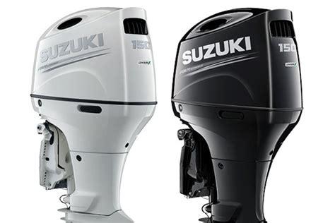 Suzuki Outbords Suzuki Marine Unveils Big Block Outboard Motors