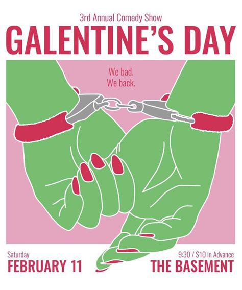 s day comedy galentine s day all comedy show at the basement