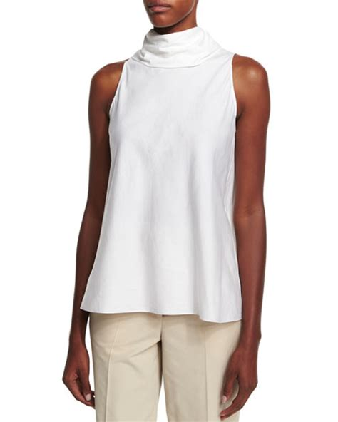 Sleeveless Tie Back Knit Top miller artelier jocelyn sleeveless ruched top