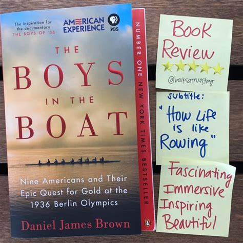 boys in the boat movie book review the boys in the boat by daniel james brown