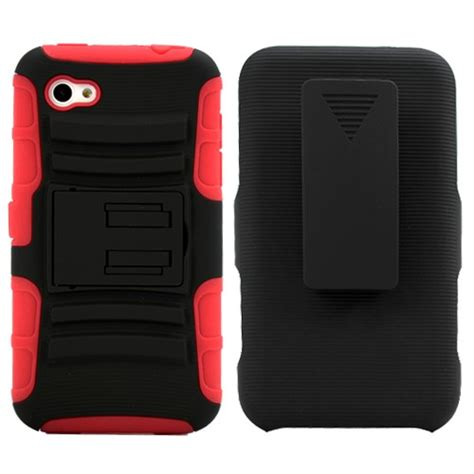 Lg X Screen K500 Future Hybrid Armor Stand With Belt Clip Holster Htc Armor Mcb Hybrid Cover Stand Belt Clip