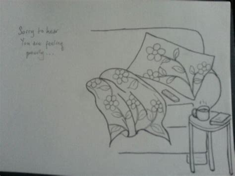 sketchbook message get well soon message and sketch 365 project