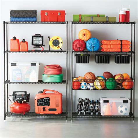 Garage Storage For Sale Intermetro Garage Storage With Gliding Shelf The