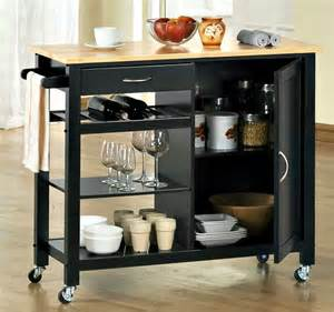 mobile island kitchen mobile kitchen islands space savers on wheels