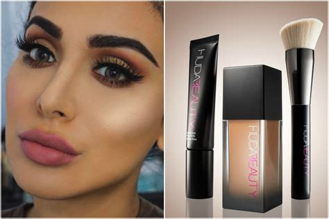 Huda Complexion Perfection Pre Makeup Base how to apply foundation huda howsto co