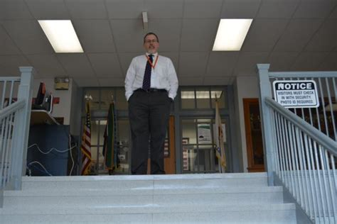 lincoln middle school il lincoln principal proud keeper of renovated school