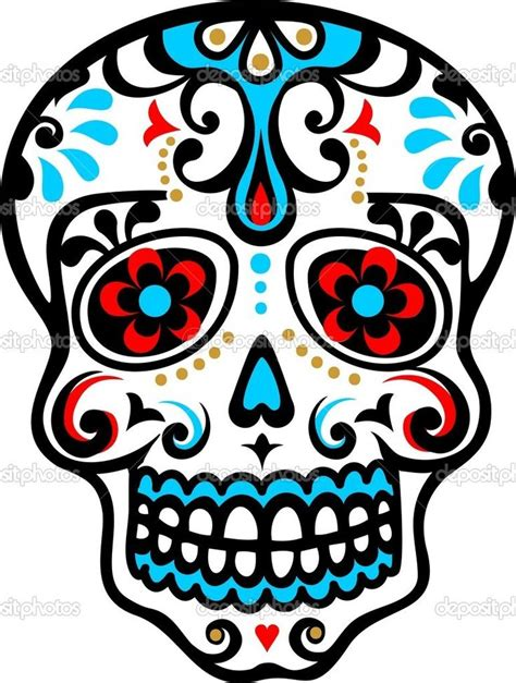 imagenes de calaveras dibujadas best 25 calaveras mexicanas tattoo ideas on pinterest