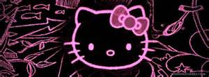 Go back gt gallery for gt black and pink hello kitty