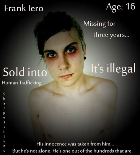 sharpest lives frank iero by sinsrose on deviantart